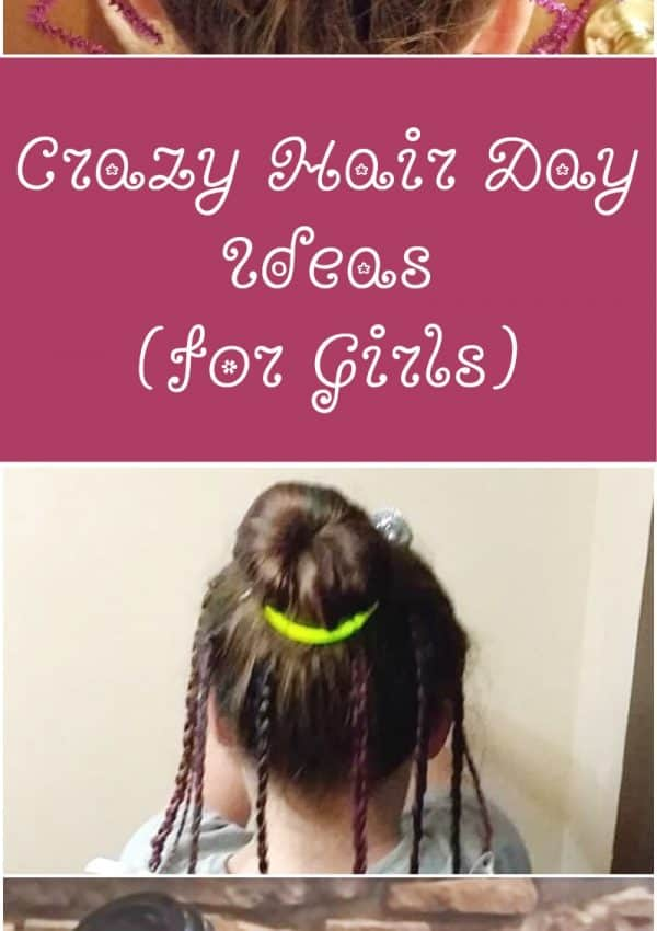 Best Crazy Hair Day Ideas for girls
