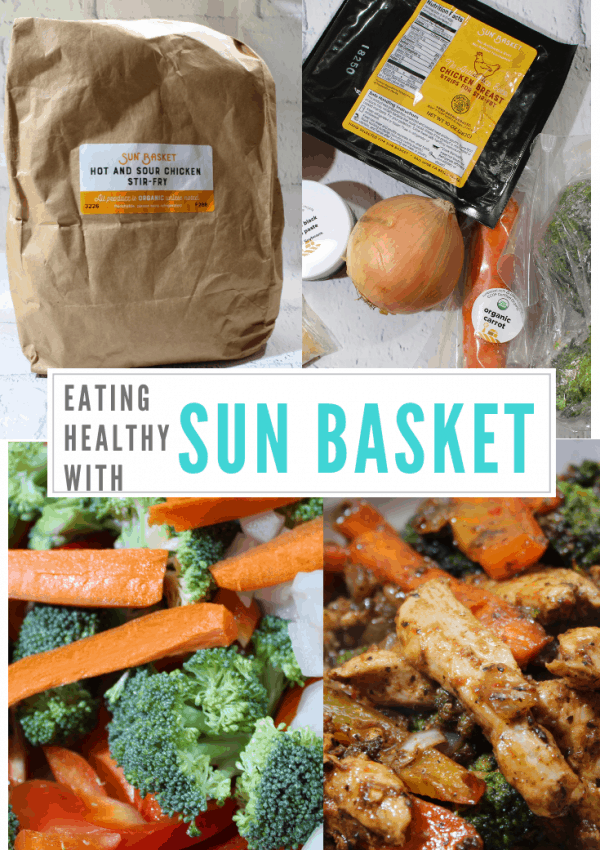 Cooking Healthy and Delicious Food at Home is Easy with Sun Basket!