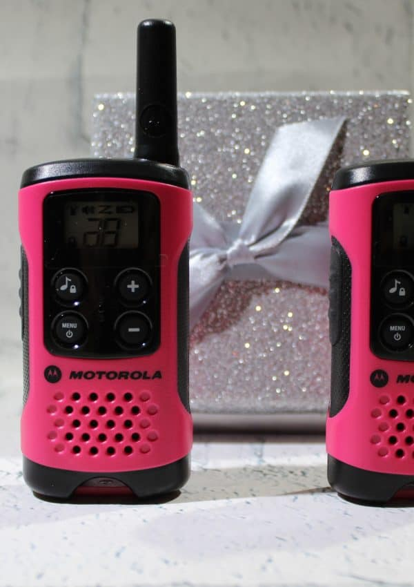Communicating with Kids is easy with Motorola Talkabout T107