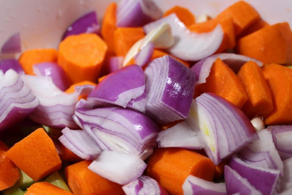 Instant Pot Mirepoix Flavor Base Broth