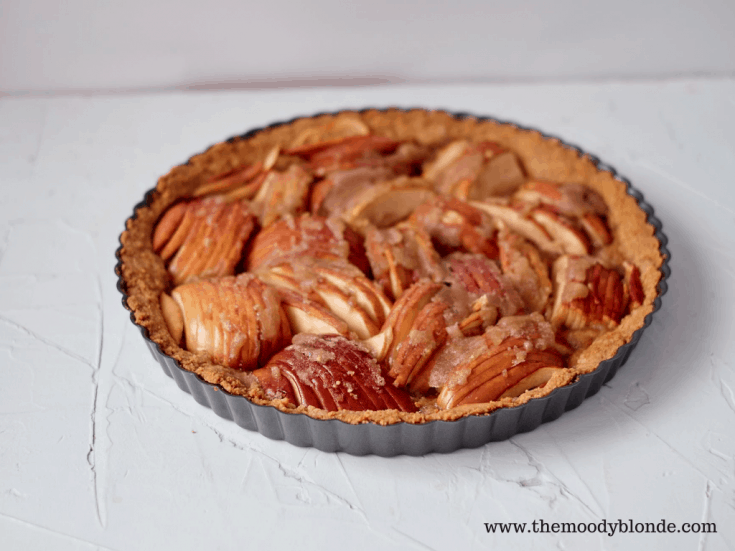easy delicious apple tart
