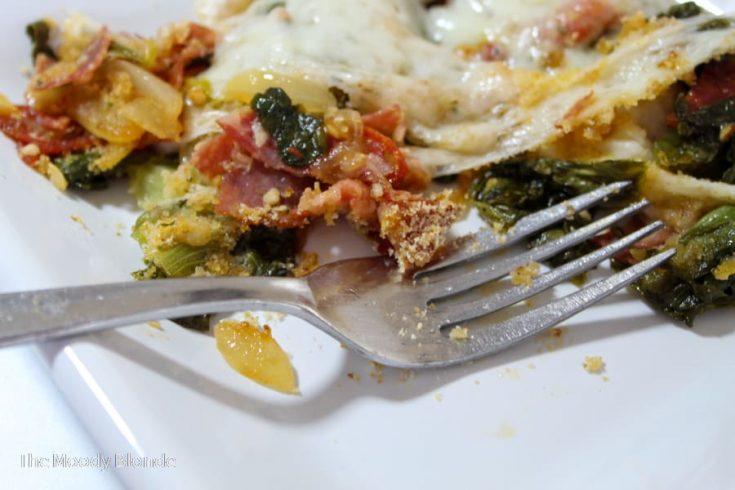 Easy Utica Greens Recipe