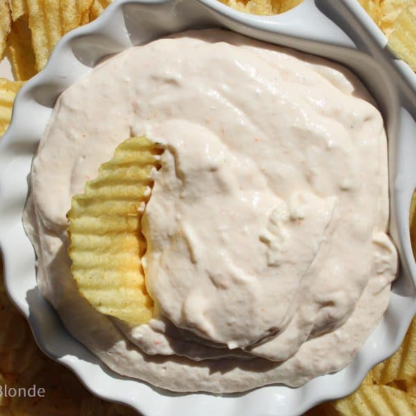 Easy 4 Ingredient Shrimp Dip