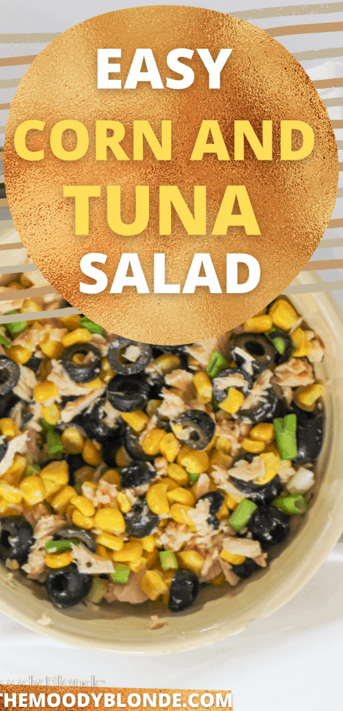 Corn and Tuna Salad Pinterest 2