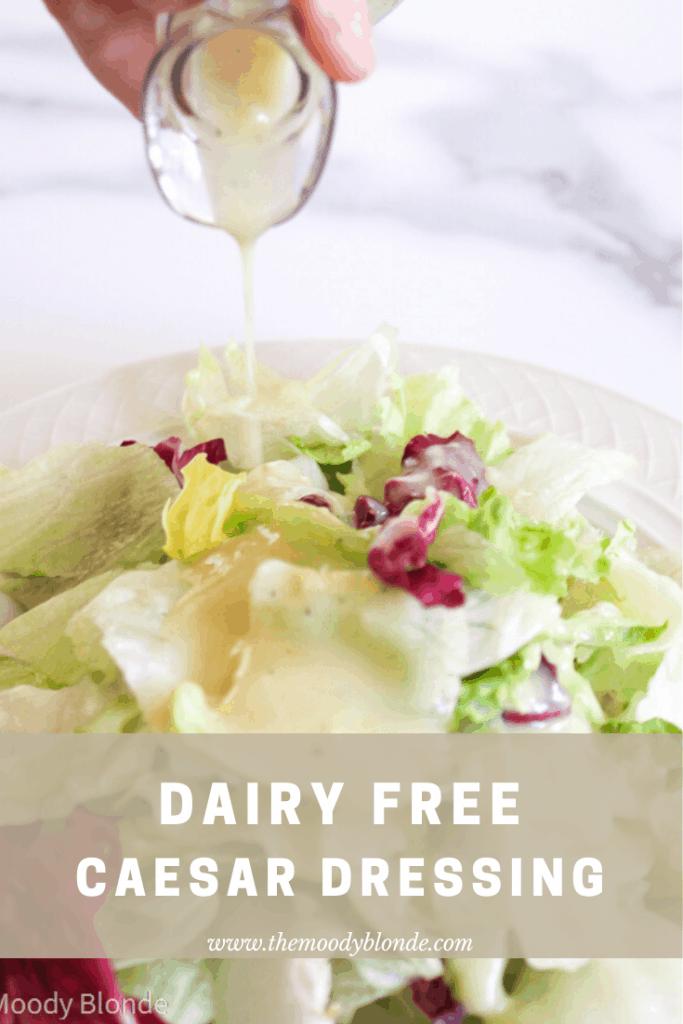 dairy free caesar dressing