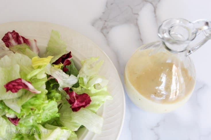 dairy free caesar salad dressing