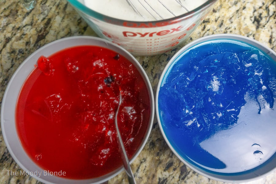 Stained glass jello shots ingredients